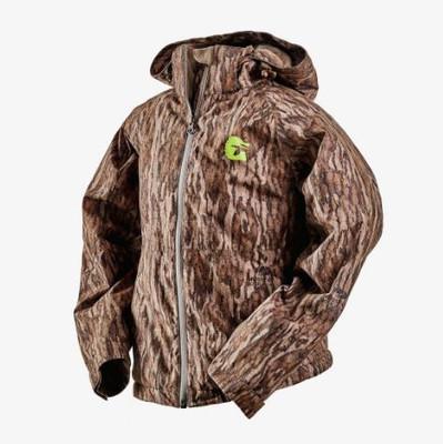 Gator Waders Youth Insulated Jacket Mossy Oak Bottomland YTH32M