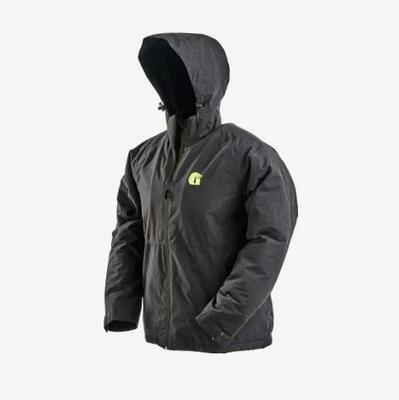 Gator Waders Youth Insulated Jacket Black YTHI03YM