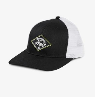 Gator Waders Patch Hat Offroad Black HAT21OBL