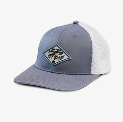 Gator Waders Patch Hat Offroad Grey HAT21OGR