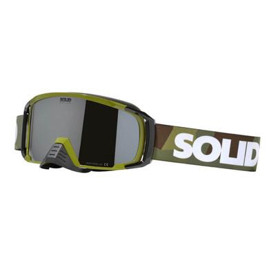 SOLID Helmets Apollo Goggles Camo SOLID-GGL-CM