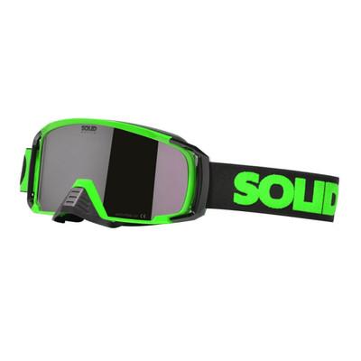 SOLID Helmets Apollo Goggles Green SOLID-GGL-GN
