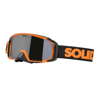 SOLID Helmets Apollo Goggles Orange SOLID-GGL-OR