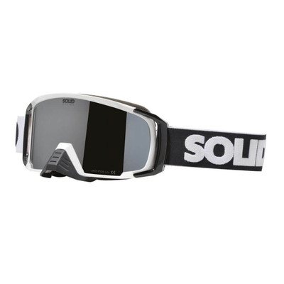 SOLID Helmets Apollo Goggles White SOLID-GGL-WH
