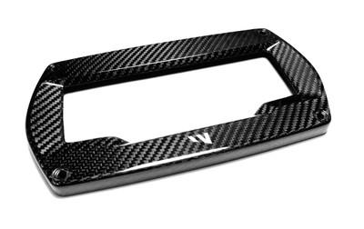 FourWerx Carbon Can-Am Maverick X3 Carbon Fiber Gauge Bezel Ring 2021 FWC-X3-Carbon-GS21