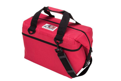 AO Coolers 24 Pack Canvas Series Cooler Red AO24RD