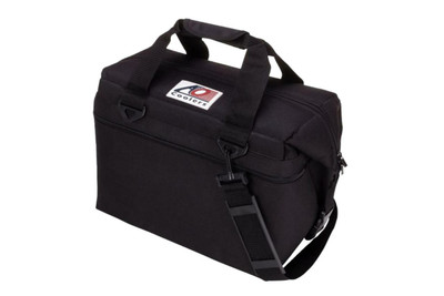 AO Coolers 36 Pack Canvas Series Cooler Black AO36BK