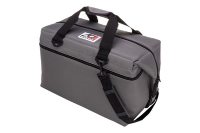 AO Coolers 48 Pack Canvas Series Cooler Charcoal AO48CH