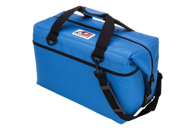 AO Coolers 48 Pack Canvas Series Cooler Royal Blue AO48RB