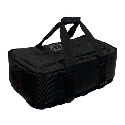 AO Coolers 38 Pack Carbon Stow-N-Go HD Black AOCRSNGHDBK