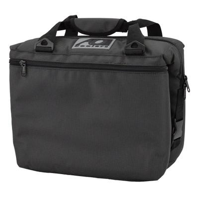 AO Coolers Ballistic 12 Pack Black/Charcoal AOBA12BKCH