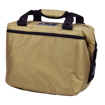 AO Coolers Ballistic 12 Pack Cooler Tan AOBA12TN