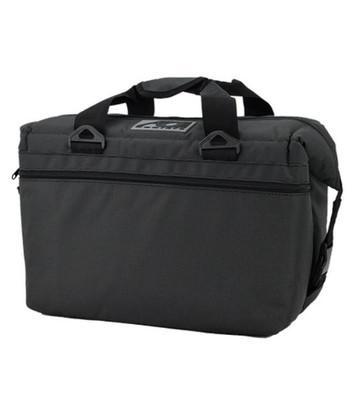 AO Coolers Ballistic 24 Pack Cooler Black/Charcoal AOBA24BKCH
