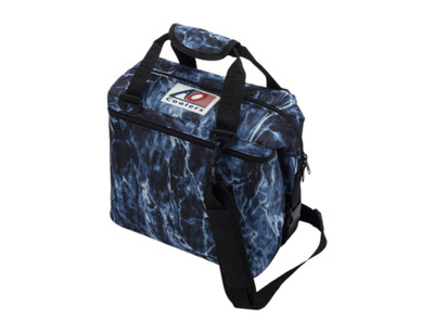 AO Coolers Mossy Oak Fishing Bluefin Cooler 12 Pack AOELBF12