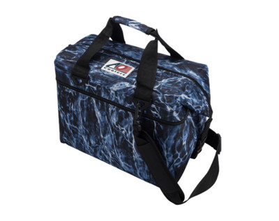 AO Coolers Mossy Oak Fishing Bluefin Cooler 24 Pack AOELBF24