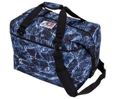 AO Coolers Mossy Oak Fishing Bluefin Cooler 48 Pack AOELBF48
