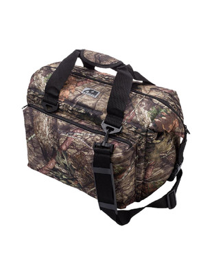 AO Coolers Mossy Oak Deluxe Cooler 24 Pack AOMO24DX