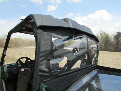 Seizmik Yamaha Viking Soft Rear Windshield and Dust Panel 04024