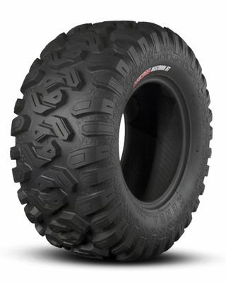 Kenda Tire Mastodon HT K3201 Radial Tires 26x11-12 285473