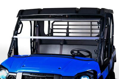 Seizmik Kawasaki Mule Pro Windshield Versa-Fold UV Resistant Poly 26094