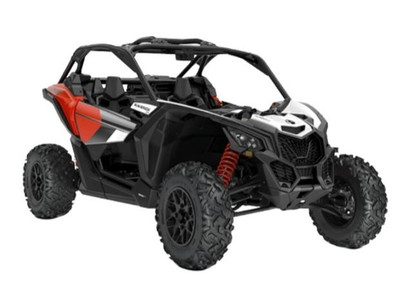 Rival Powersports Can-Am Maverick X3 Alloy Winch Front Bumper 2444.7291.1