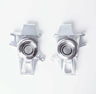 ZRP Polaris RZR 7075 Front Double Shear Capped Knuckle Set with Bearings RS1 400139