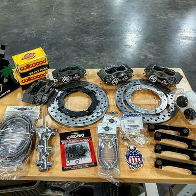 ZRP Can-Am X3 Big Brake Kit 500175