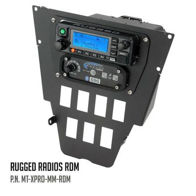 Rugged Radios Polaris Pro XP Multi-Mount Kit MT-XPRO-MM-RDM