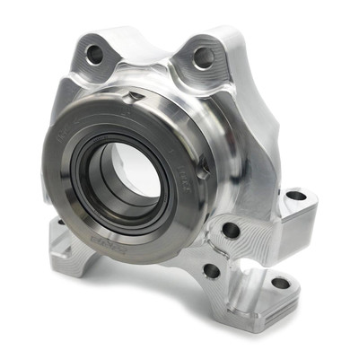 ZRP RZR 7075 Capped Billet Rear Knuckle Set with Bearings XP 1000/RS1 400115-ZRP