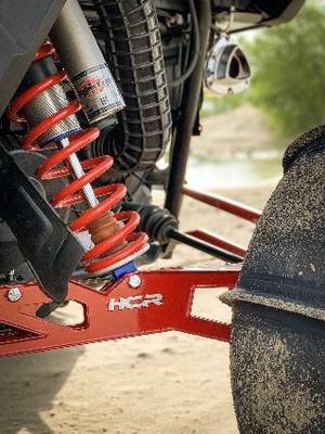 HCR Racing Polaris RZR XP Turbo OEM Replacement Suspension Kit Elite Rear Arm RZR-06200-2