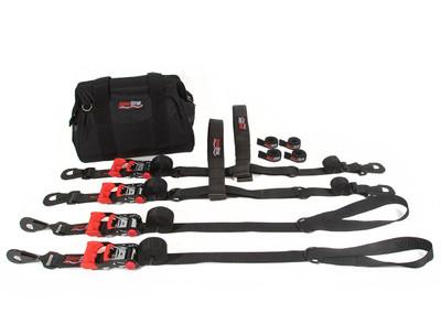 SpeedStrap Ultimate UTV Tire Bonnet Kit Black 71720