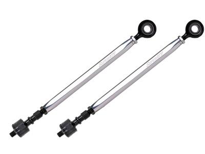 SuperATV Honda Pioneer 1000 Billet Aluminum Hex Tie Rod Kit TRRA-H-PIO1K-B