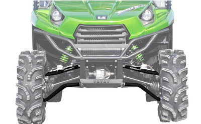 SuperATV Kawasaki Teryx High Clearance 1.5 Forward Offset A-Arms AA-K-TRX4-HC-BH-02