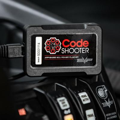 EVO Powersports 2020 X3 Turbo RR Big Injector CodeShooter Power Flash Pack 002RC0022