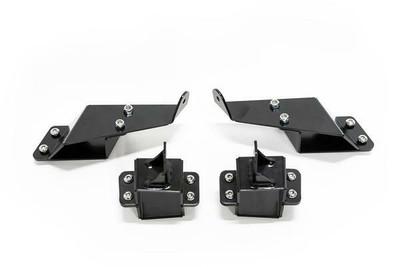 HCR Racing Can-Am Maverick X3 Smart Shock Brackets for HCR Control Arms MAV-05400-SMSHK