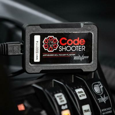 EVO Powersports Polaris RZR Pro XP Stock Injector CodeShooter Power Flash No Device 002RP0069