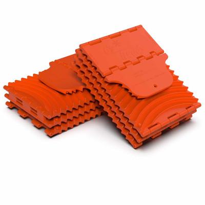 GoTreads Pair Orange GT9-PAIR-ORG