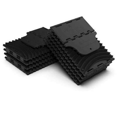 GoTreads XL Pair Black GT9XL-PAIR-BLK