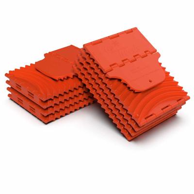 GoTreads XL Pair Orange GT9XL-PAIR-ORG