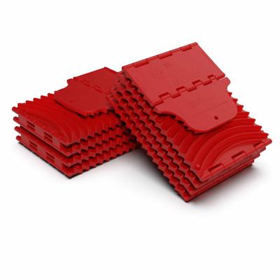 GoTreads XL Pair Red GT9XL-PAIR-RED