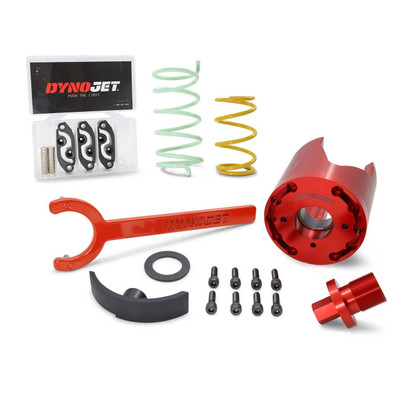 DynoJet Can-Am Maverick X3 Adjustable Helix Clutch Kit 25-DCK4