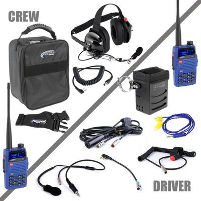 Rugged Radios IMSA System With Rugged V3 Dual Band Radios IMSA-V3