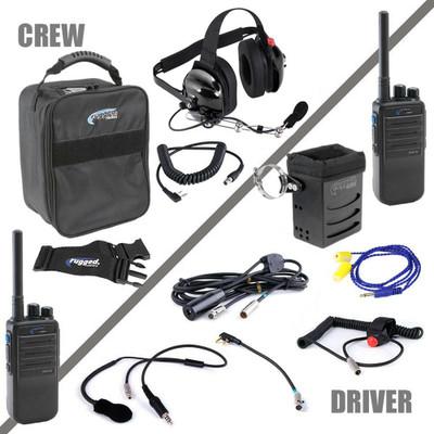 Rugged Radios IMSA Short Course System w/ UHF Digital RDH-16U IMSA-RDH-U