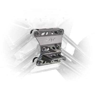 DRT Motorsports Can-Am Maverick X3 Dual Sheer Radius Rod Plate CAX3RP1