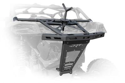 DRT Motorsports Can-Am Maverick X3 Rear Bumper and Tire Carrier CAX3RB1