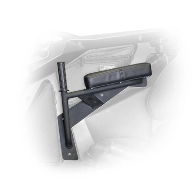 DRT Motorsports Polaris RZR PRO XP Door Arm Rests - Rear Pair RZRPROAR2