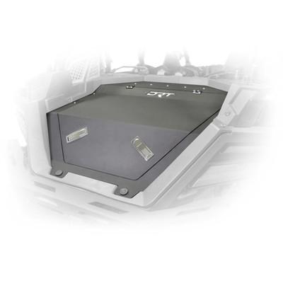 DRT Motorsports Polaris RZR PRO XP Aluminum Storage/Trunk Enclosure RZRPROTE1