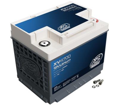 XS Power Batteries PowerSports Series XV Lithium Titanate Battery XV4700 XV4700