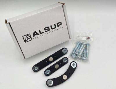 Alsup Racing Development Can-Am Maverick X3 Nut Plate Kit 12 mm ARD-NPK12MM