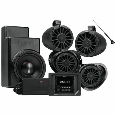 MB Quart Polaris General Tuned System Stage 5 4 Speaker MBQG-STG5-1